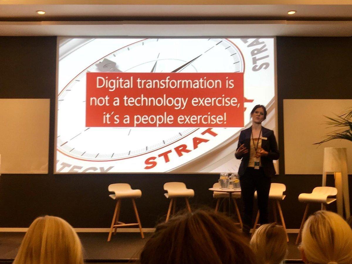 Ta bollen HR och få digitaliseringen i rörelse