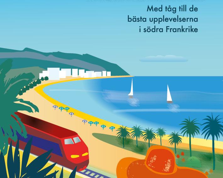 Rivieran inom räckhåll, nu kommer boken