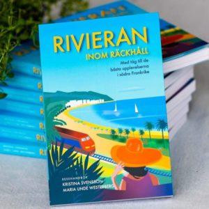 Boken Rivieran inom räckhåll foto Kristina Svensson