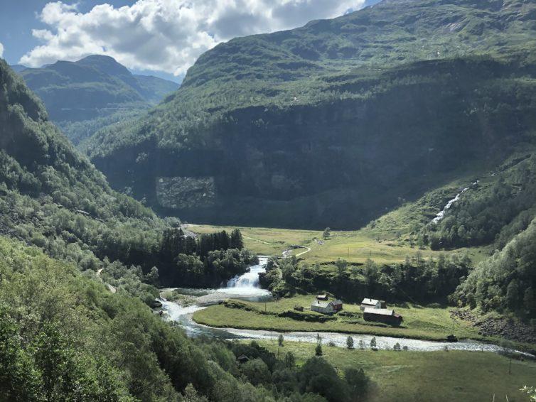 Se Norge, ta tåget