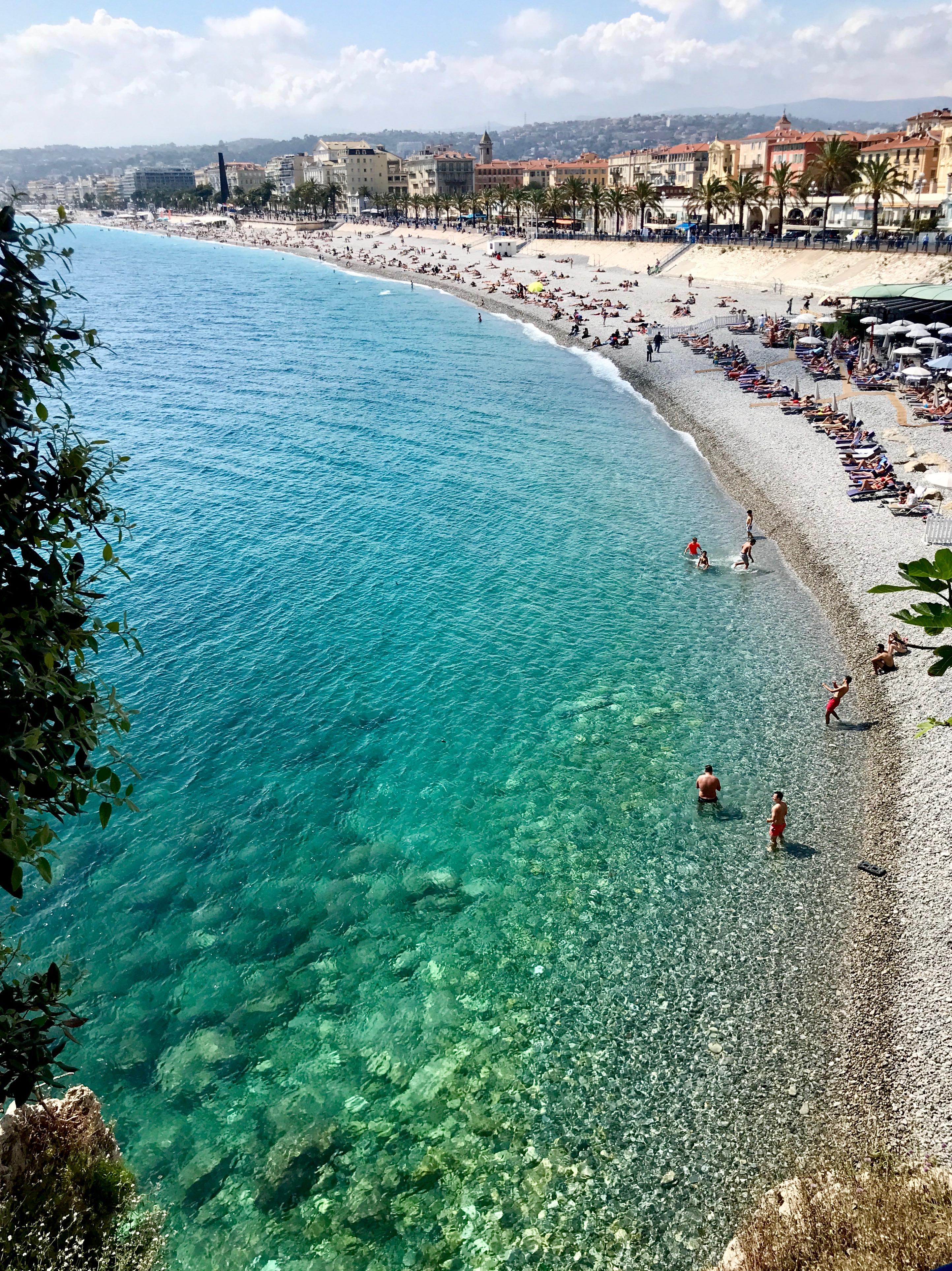 Ta tåget till Rivieran, fem bästa tipsen och rutterna dit