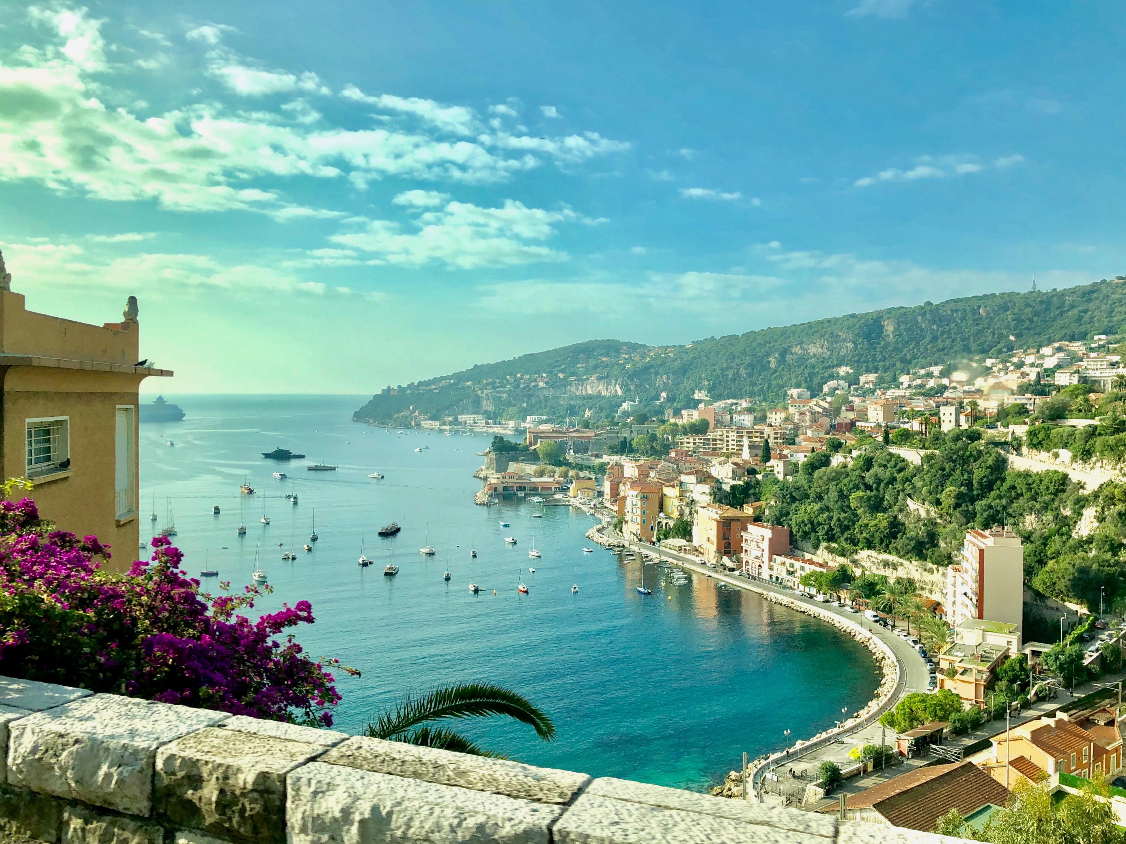 Tidningen Vagabond om Rivieran inom räckhåll