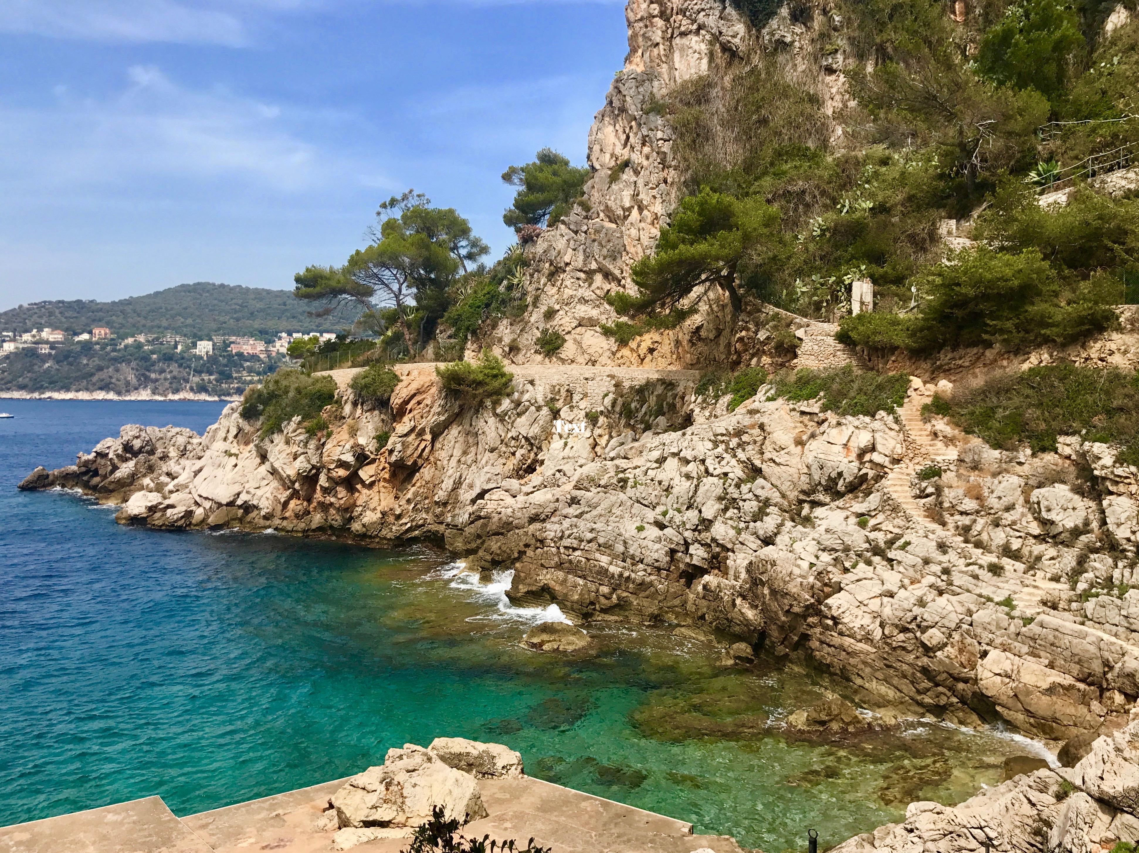 Tre favoritvandringar på Rivieran