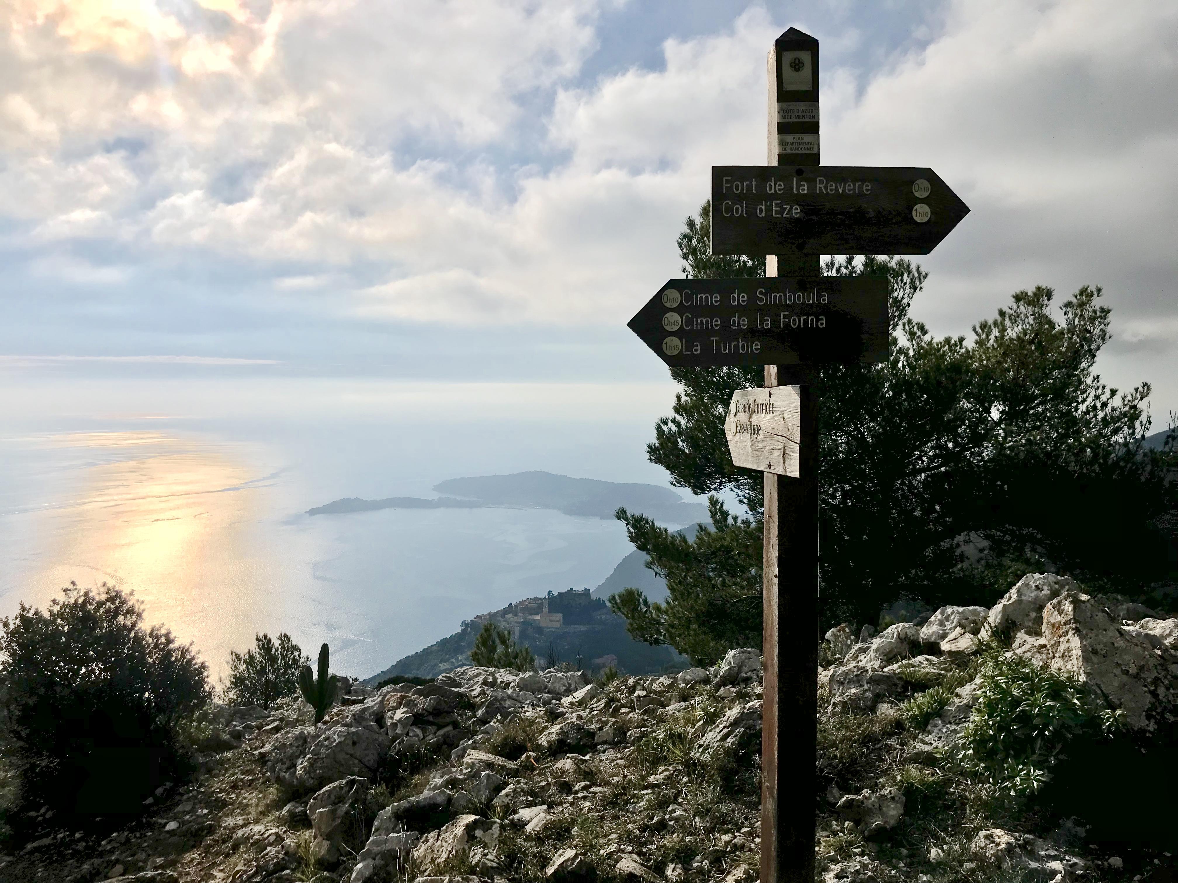 Vandrings- och kulturresa till Rivieran – kanske framåt hösten ändå?