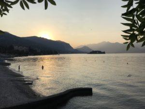 Stresa vid Lago Maggiore foto: Maria Unde Westerberg