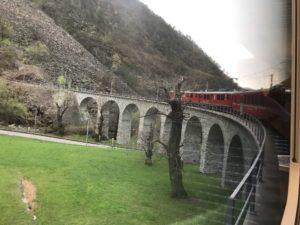 Bernina express Maria Unde Westerberg