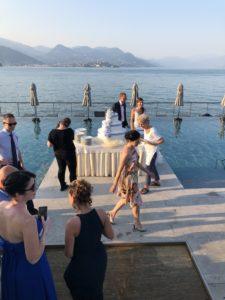 Bröllop i Stresa Maria Unde Westerberg