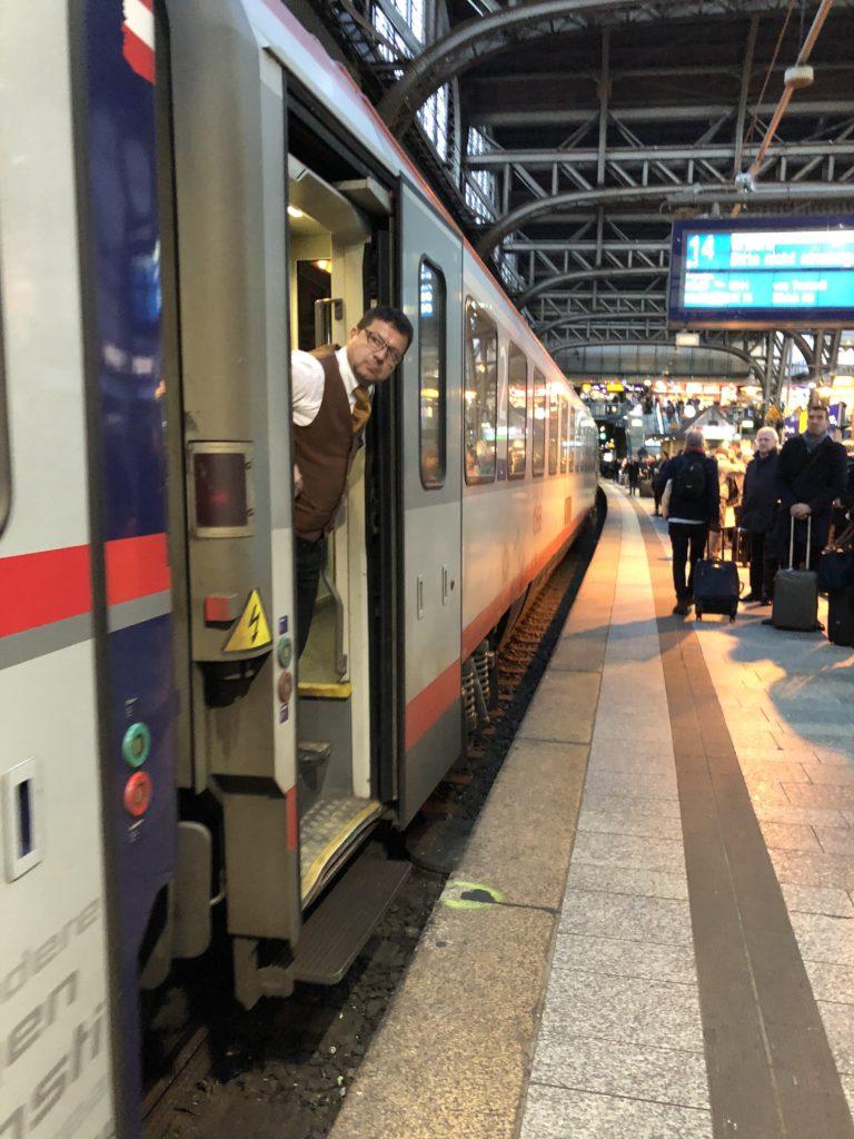 Efter nattåget i Hamburg Maria Unde Westerberg