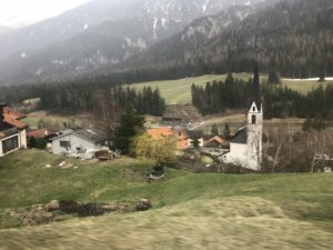En alpby till Maria Unde Westerberg