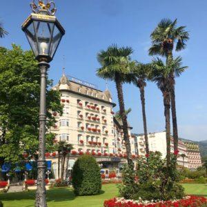 Pampiga Hotel Regina Palace i Stresa Maria UNde Westerberg