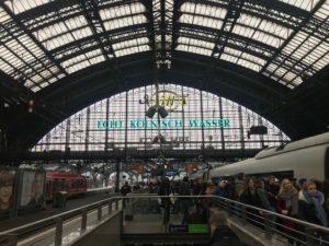 Köln Hbf foto Maria Unde Westerberg