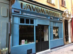 Le Lavomatique i Nice foto Maria Unde Westerberg