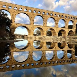 Pont du Gard, foto @pontdugard