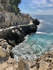 Senter littoral Cap de Nice foto Maria Unde Westerberg