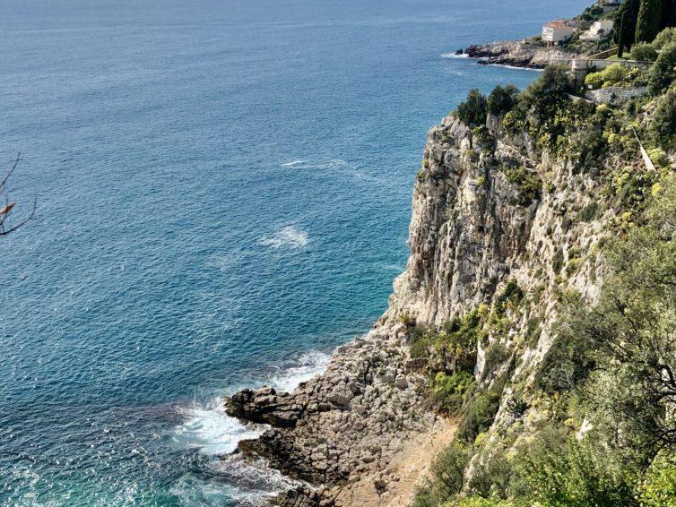 Drömmen om Rivieran,med tåg hela vägen
