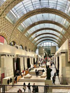 Musée d'Orsay foto Maria Unde Westerberg