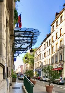 Hotel Elysée i Lyon foto Maria Unde Westerberg