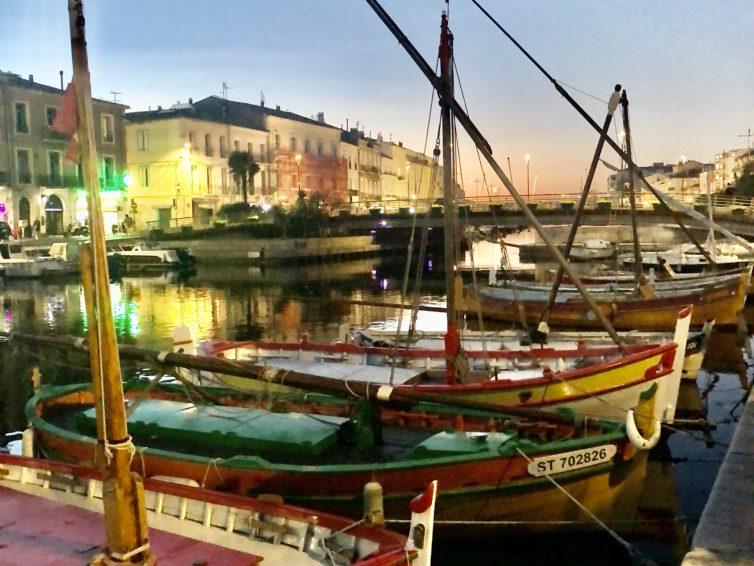 På äventyr i Languedocs Venedig– Sète