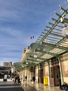 Gare de Nice Ville foto Maria Unde Westerberg