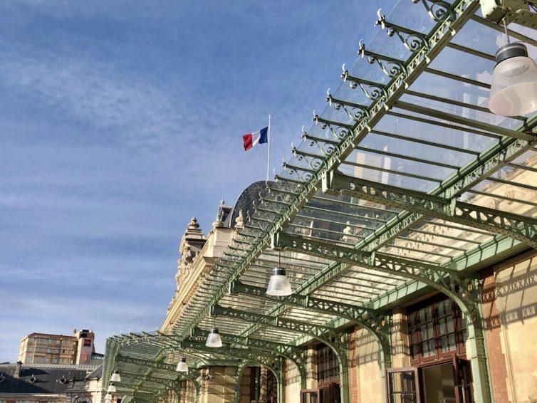 Bienvenues à la Gare de Nice Ville