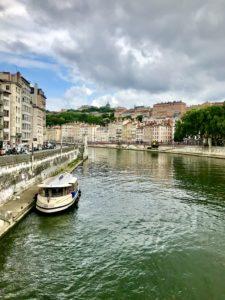 Mot Croix-Rousse i Lyon foto Maria Unde Westerberg