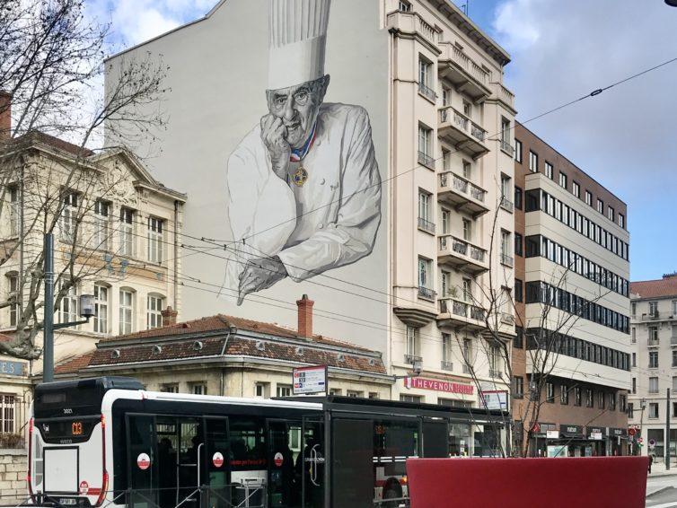Stanna på mer än bara lunch i Lyon