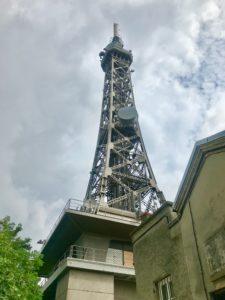 Telemasten som inspirerade Eiffel till sitt torn foto Maria Unde Westerberg