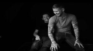 Niclas Jönsson och Daniel Höglander från två Aloe