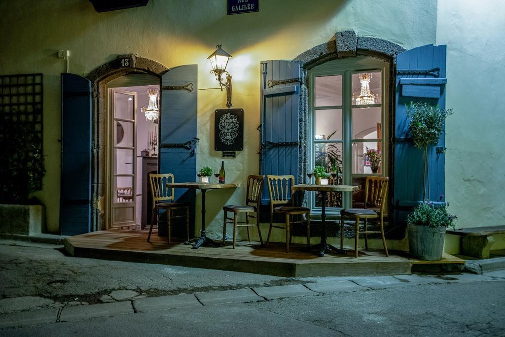 Svenskägda Rue Galillee i Marseillan