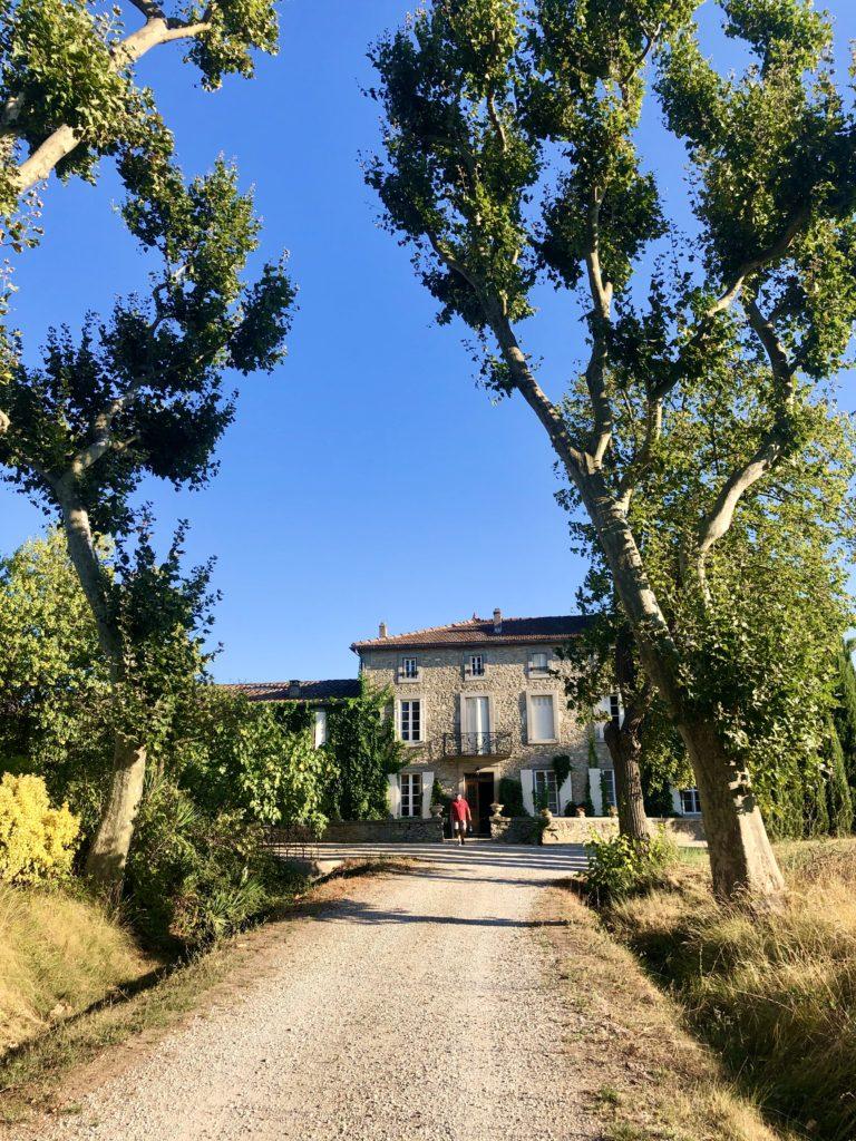 Välkommen till Domaine Escapat foto Maria Unde Westerberg