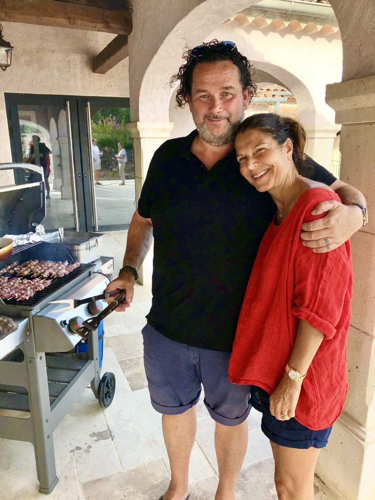 Yohan och Blenda Adell von Corswant på Rabiega foto Maria Unde Westerberg