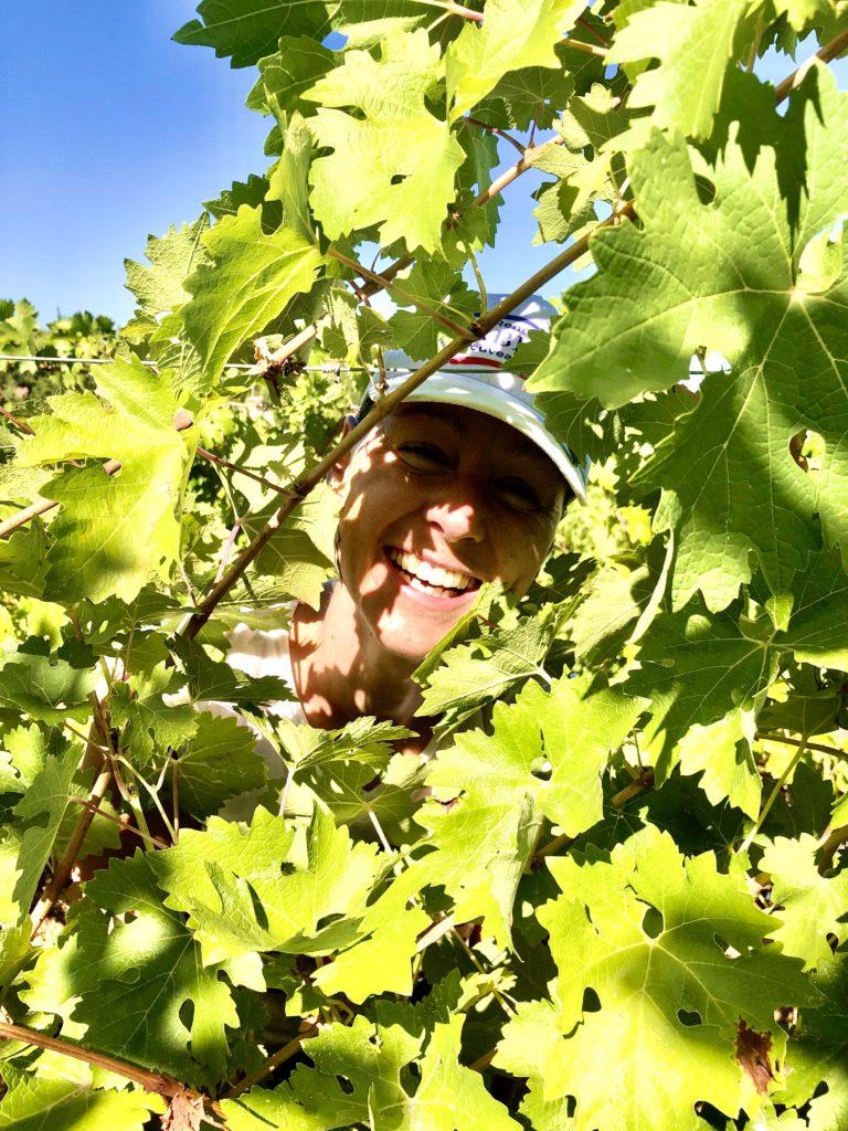 Trädgårdsmästare Mia på Rabiega foto Maria Unde Westerberg