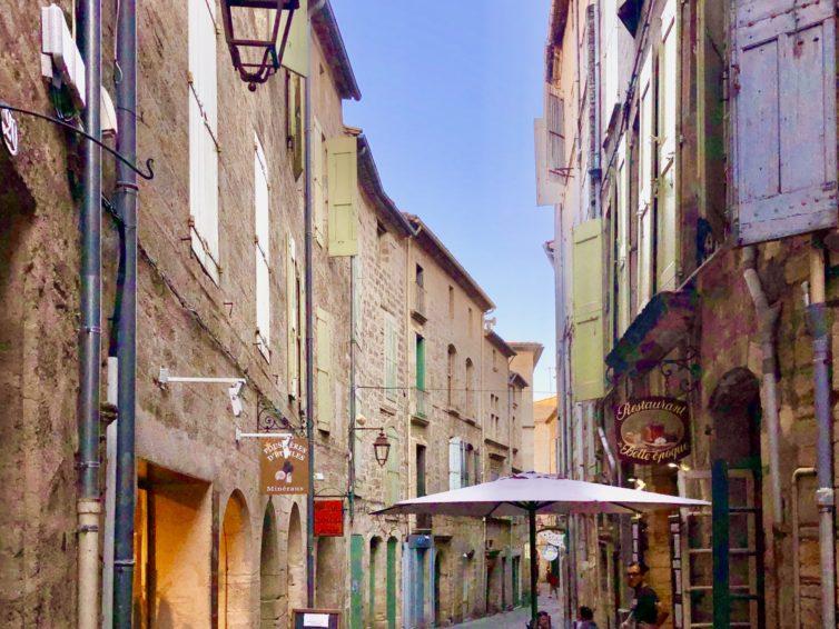 Pézenas, hantverkarnas stad i Languedoc