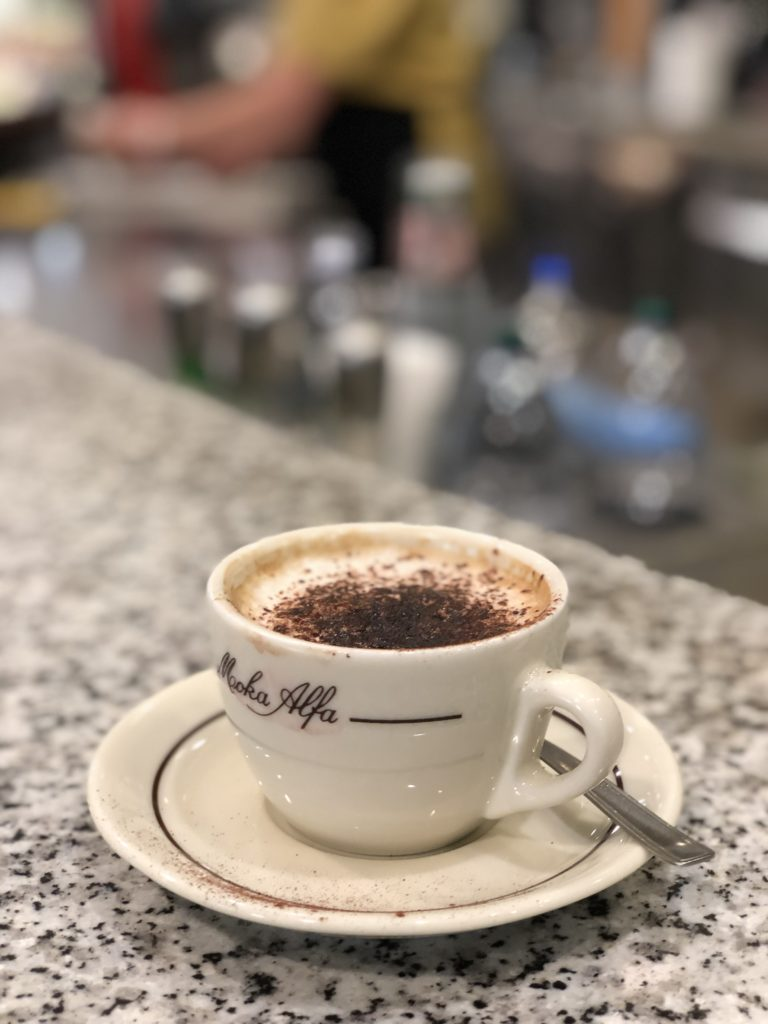 Kaffekopp foto Maria Unde Westerberg