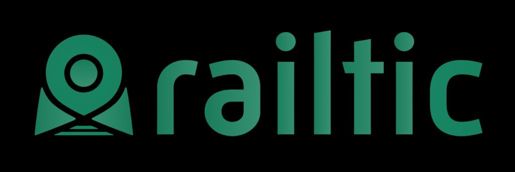 Railtic logotype