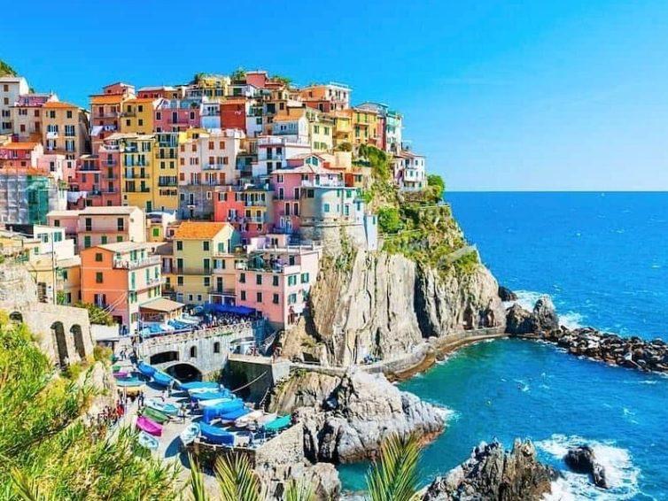 Italien i sommar?