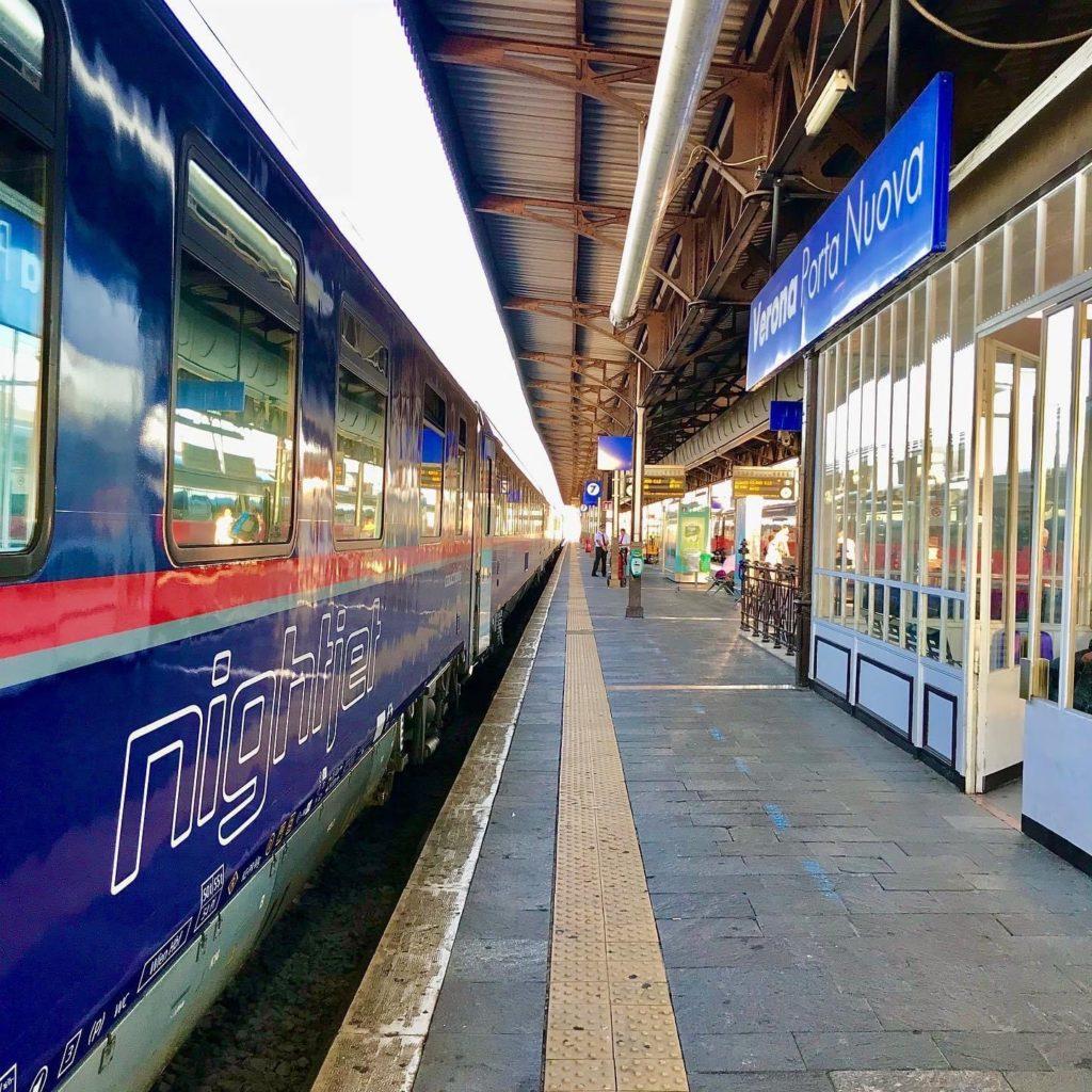 Morgon i Verona foto Maria Unde Westerberg