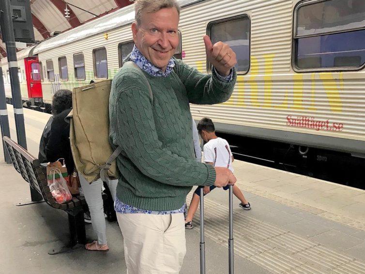 Vi smyger igång Interrail!