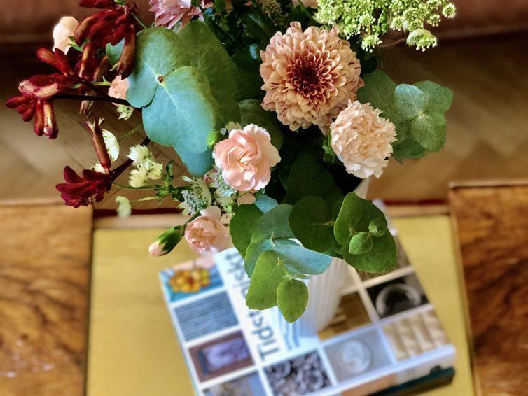Måndagsbuketten från Atelier Fleur i SoFo